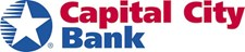 Capital City Bank Logo and link